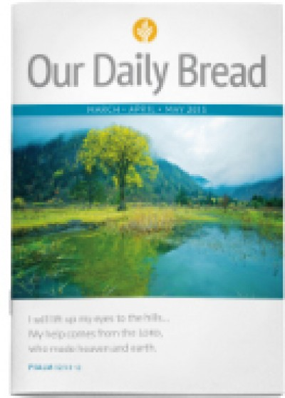 Our Daily Bread Devotional